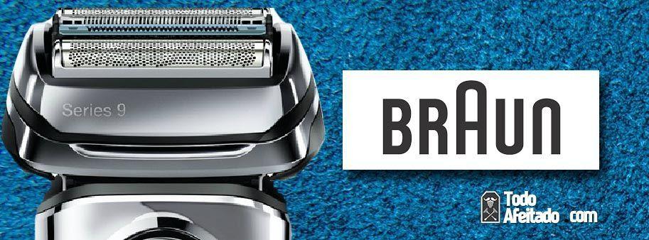 maquinas de afeitar braun