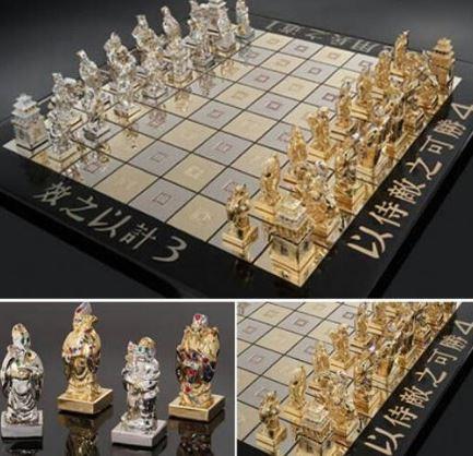ajedrez mas caro del mundo