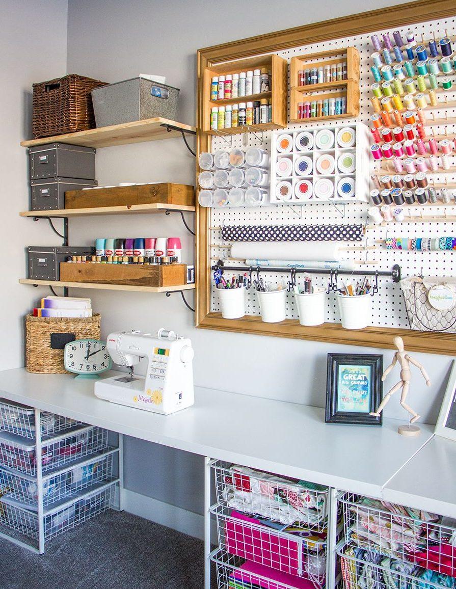 organizar cuarto de costura
