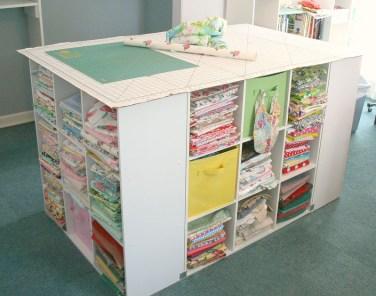 mueble cuarto costura