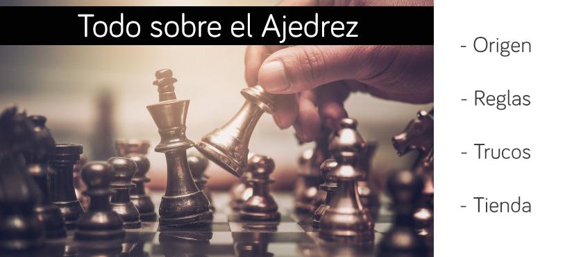todo sobre el ajedrez, historia, reglas, trucos, tienda de ajedrez
