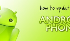How to Update Android Operating System?