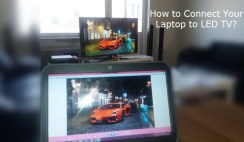 How to Connect Your Laptop to LED TV