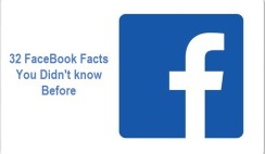 32 FaceBook Facts You Didn't Know