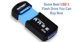 Best USB 3 Flash Drive