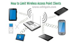 How to Limit Wireless Access Point Clients or Users