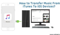 How to Transfer Music from iTunes to iOS Devices?