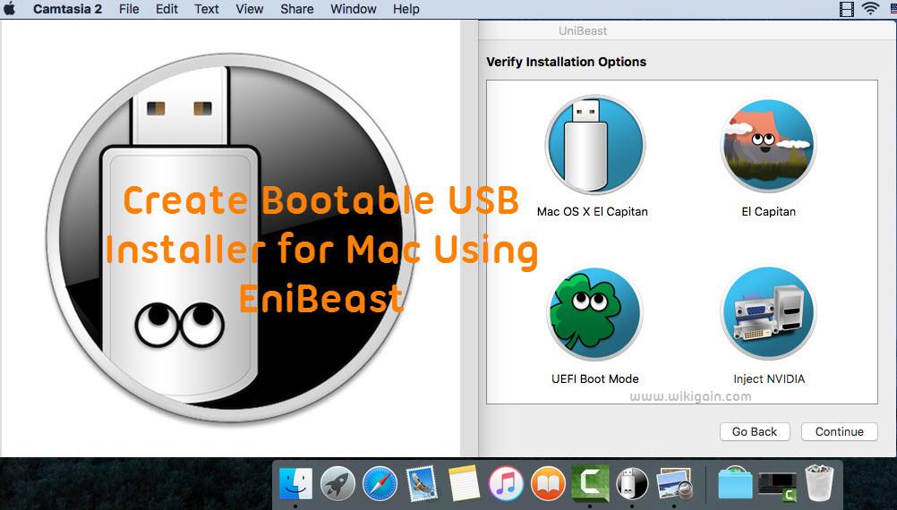 create bootable usb mac os x 10.5