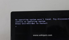 How to Fix Operating System not found