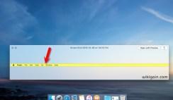 How to Hide Mac OS X El Capitan Menu Bar