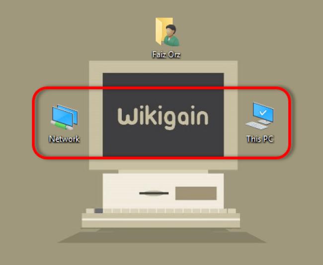 How to Change Windows 10 Desktop icons?