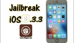 How to Jailbreak iOS 9.3.3 – 9.3.2 with Pangu jailbreak?