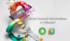 How to install Android Marshmallow on VMware?