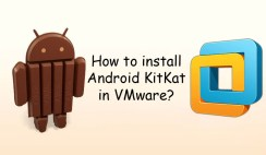 How to install Android KitKat 4.4 in VMware?