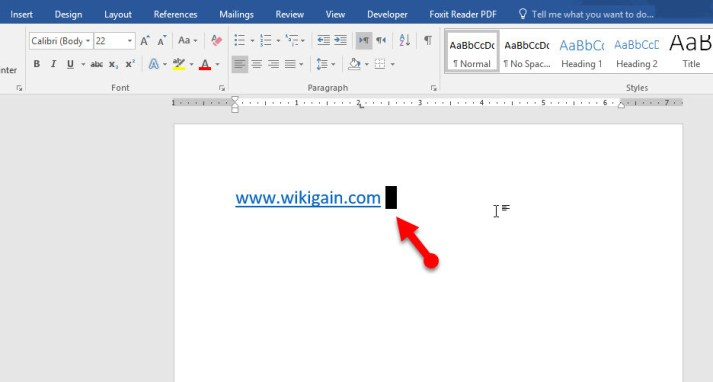 How to Determine the Cursor Thickness for Microsoft Office 2016