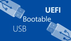 How to Create UEFI Bootable USB for Windows 10
