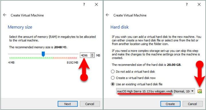 How to Install macOS High Sierra 10.13 on VirtualBox on Windows