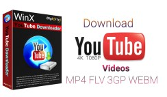 WinX YouTube Video Downloader - Help You Save Online Videos in MP4 Without Hassle