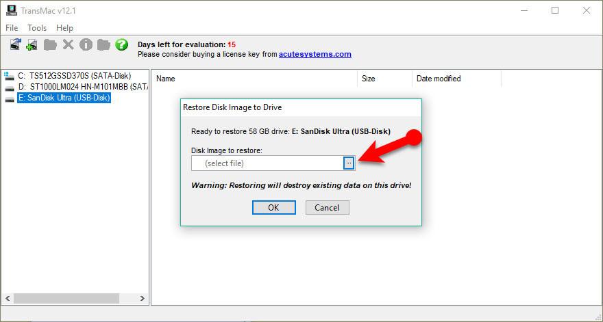 how to create bootable usb mac on windows
