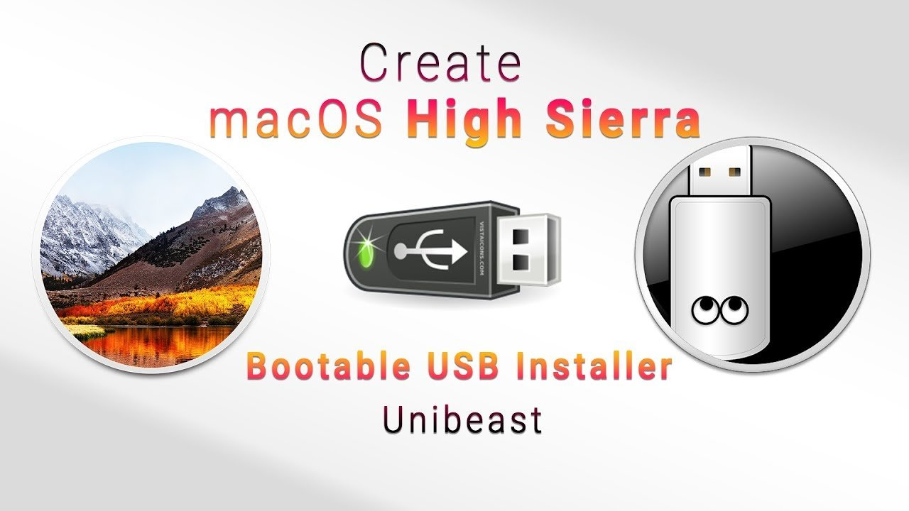 how to create usb installer for mac os sierra