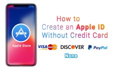 How to Create an Apple ID without Credit Card or Master Card Using PayPal