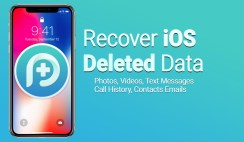 How to Retrieve Deleted iOS Phone Text Messages Photos Videos