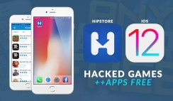 New Hipstore Update For iOS 12 (Hacked Games/ ++Apps)