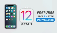 """Download"" iOS 12 Beta 3 New Features: What is New?"
