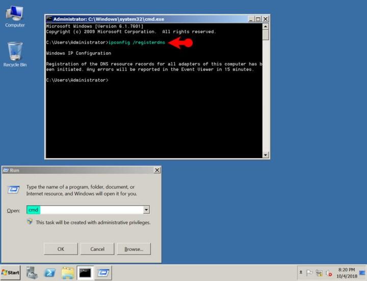 Building vSphere Infrastructure Domain Controller –DC VM