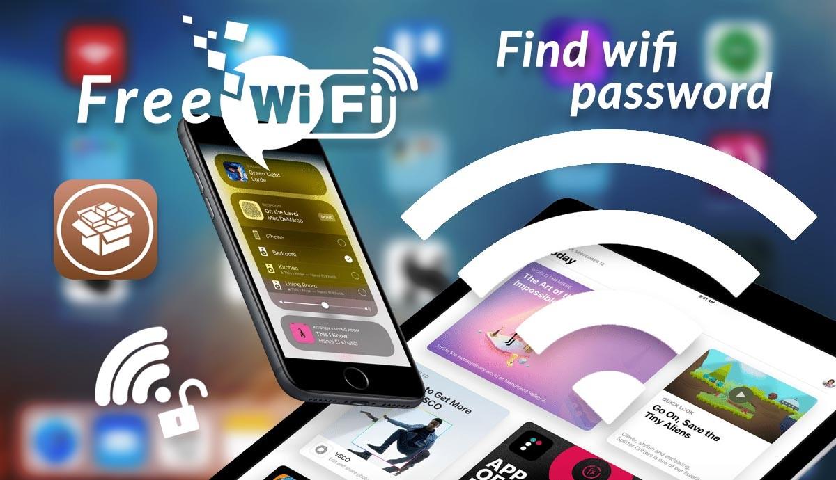 Hack wifi password iphone without jailbreak | Peatix