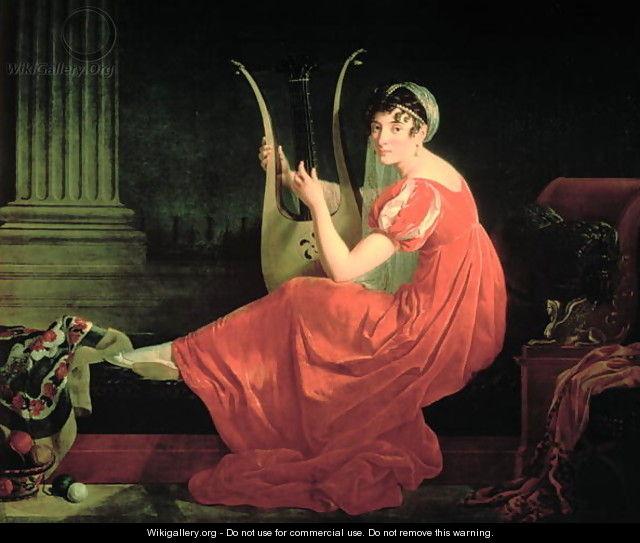 Portrait of a Lady - Briton Rivière