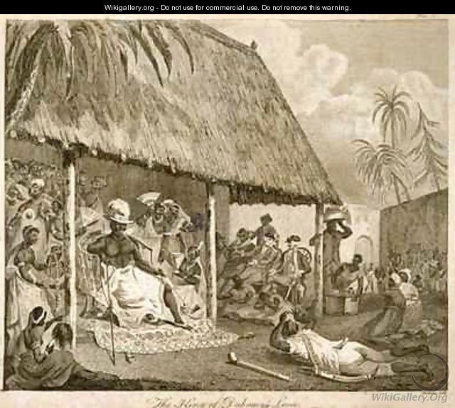 Robert Norris, Memoirs of the Reign of Bossa Ahádee: King of Dahomy, 1789