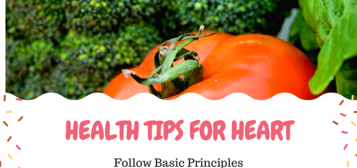 Health Tips for Heart