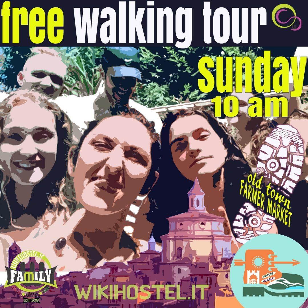 Wiki Hostel FREE WALKING TOUR