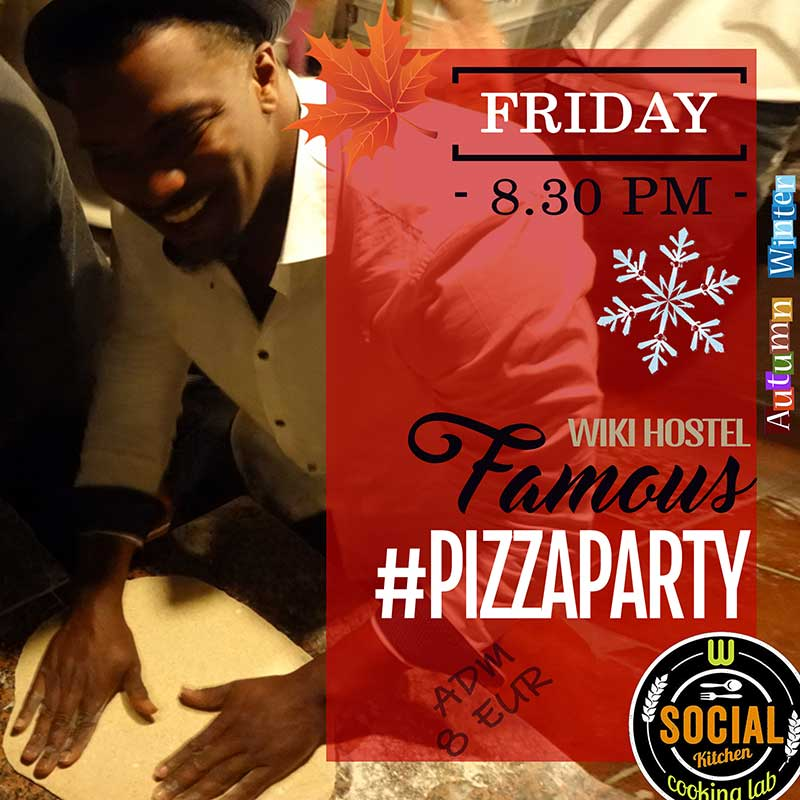 WIKI-HOSTEL-FAMOUS-PIZZA-PARTY-pizza-making-boy-winter-time