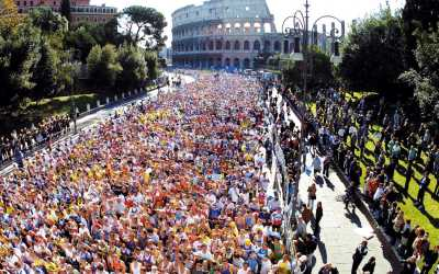 Rome International Marathon 2019