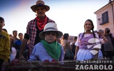 DESTINAZIONE ZAGAROLO - SAGRA UVA - CONTADINI