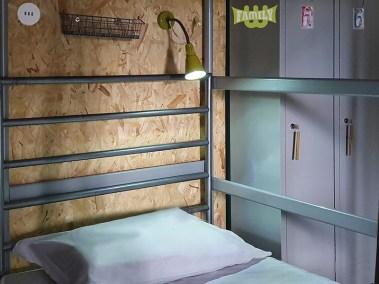 WIKI HOSTEL DORM BUNK BED 1