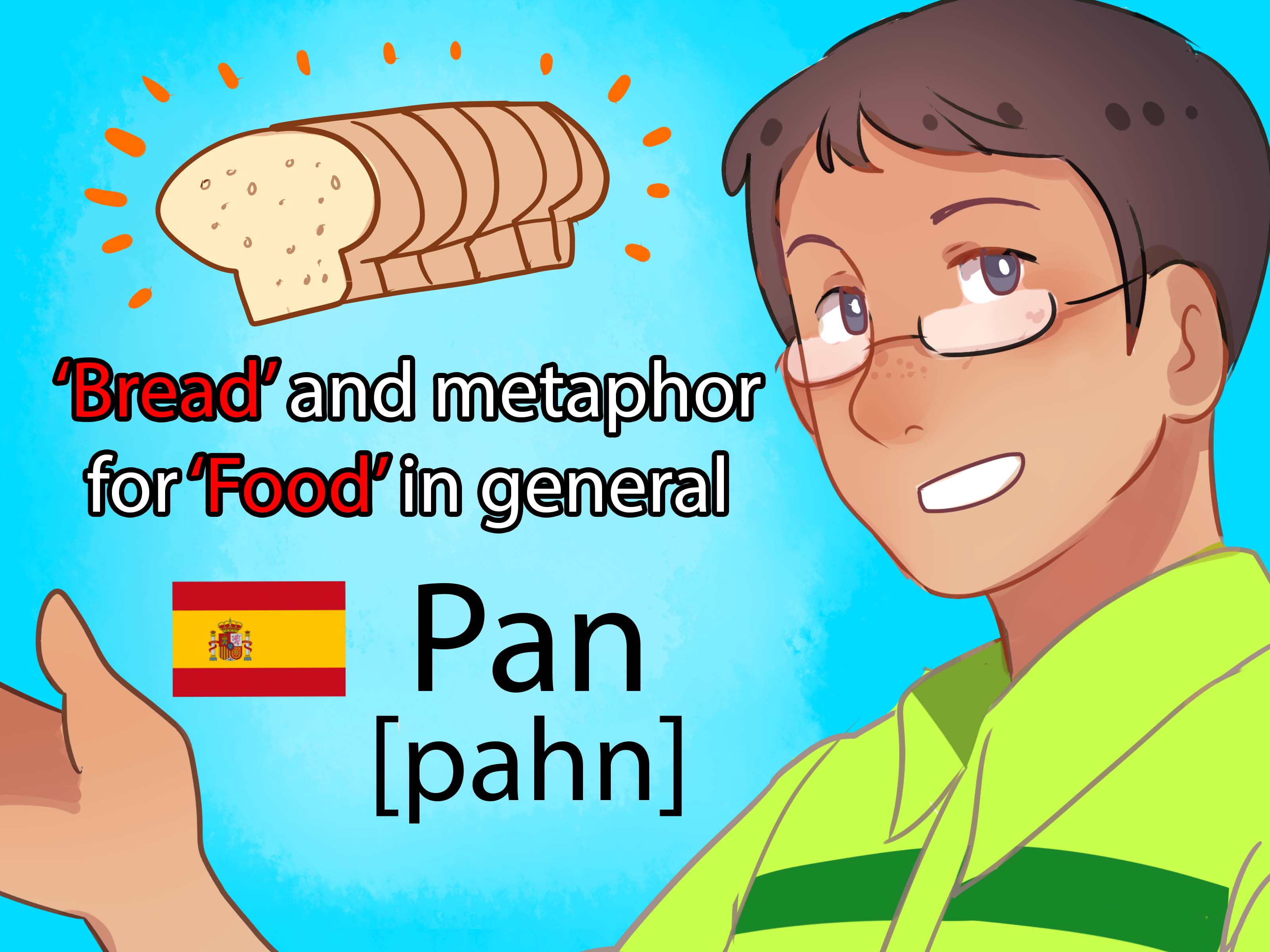 How To Say Food In Spanish 10 Steps With Pictures