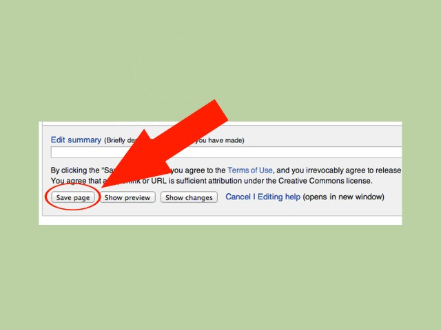 How to Add an Image Into a Wikipedia Article: 15 Steps