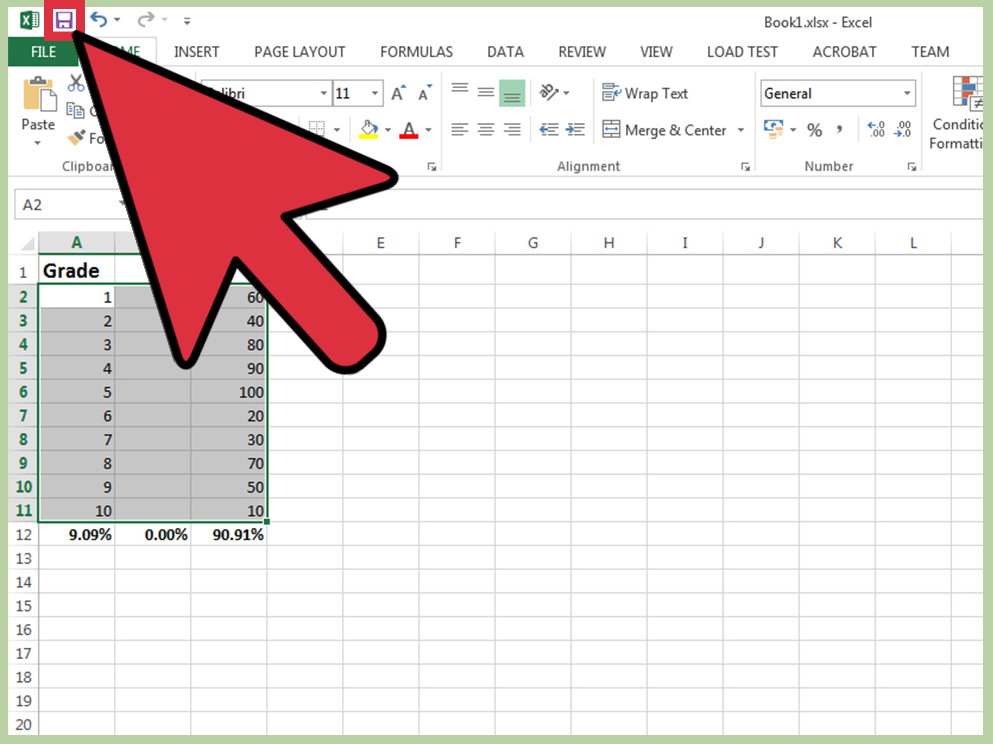 How To Use Quickysis In Excel 8 Steps With Pictures