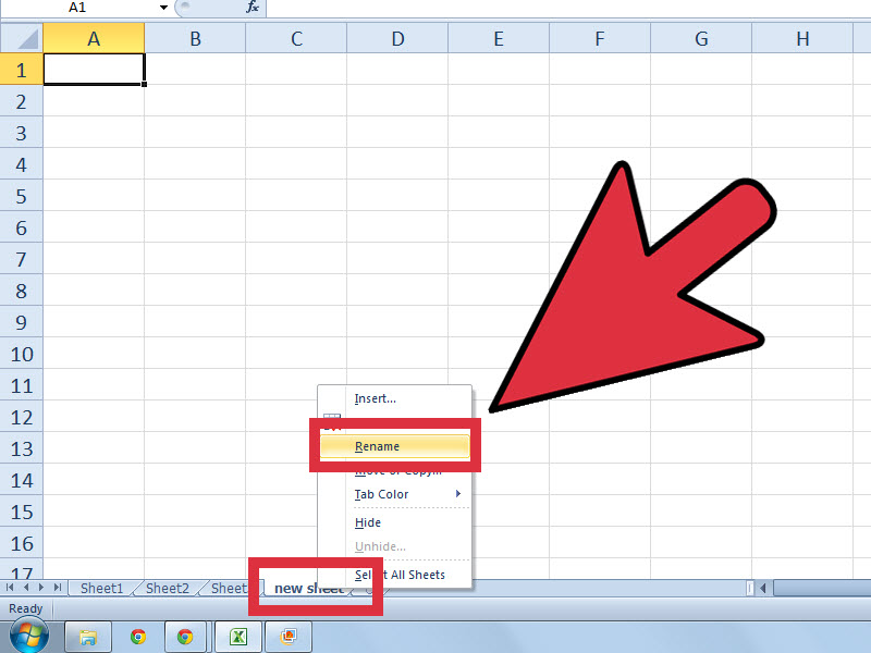 How To Copy An Excel Worksheet 6 Steps With Pictures