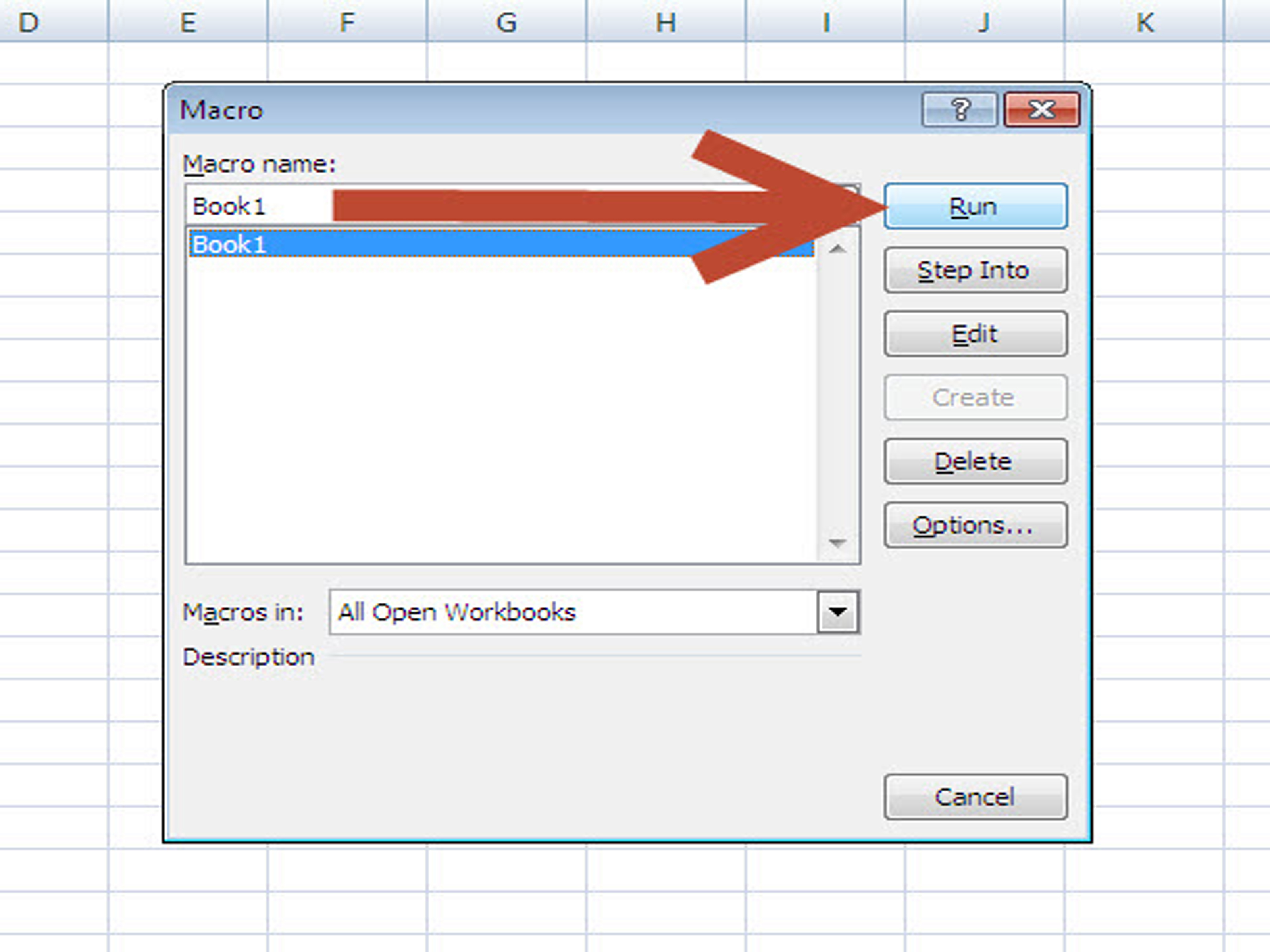 How To Create A Calendar In Microsoft Excel 12 Steps