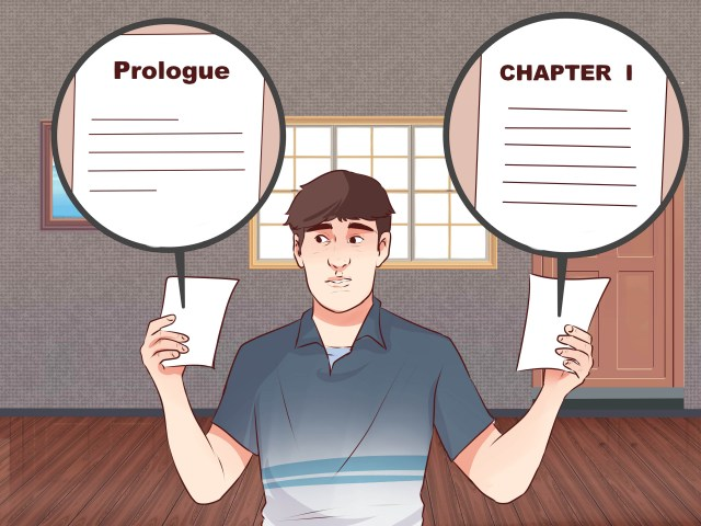 How to Write a Prologue for Your Novel: 19 Steps (with Pictures)