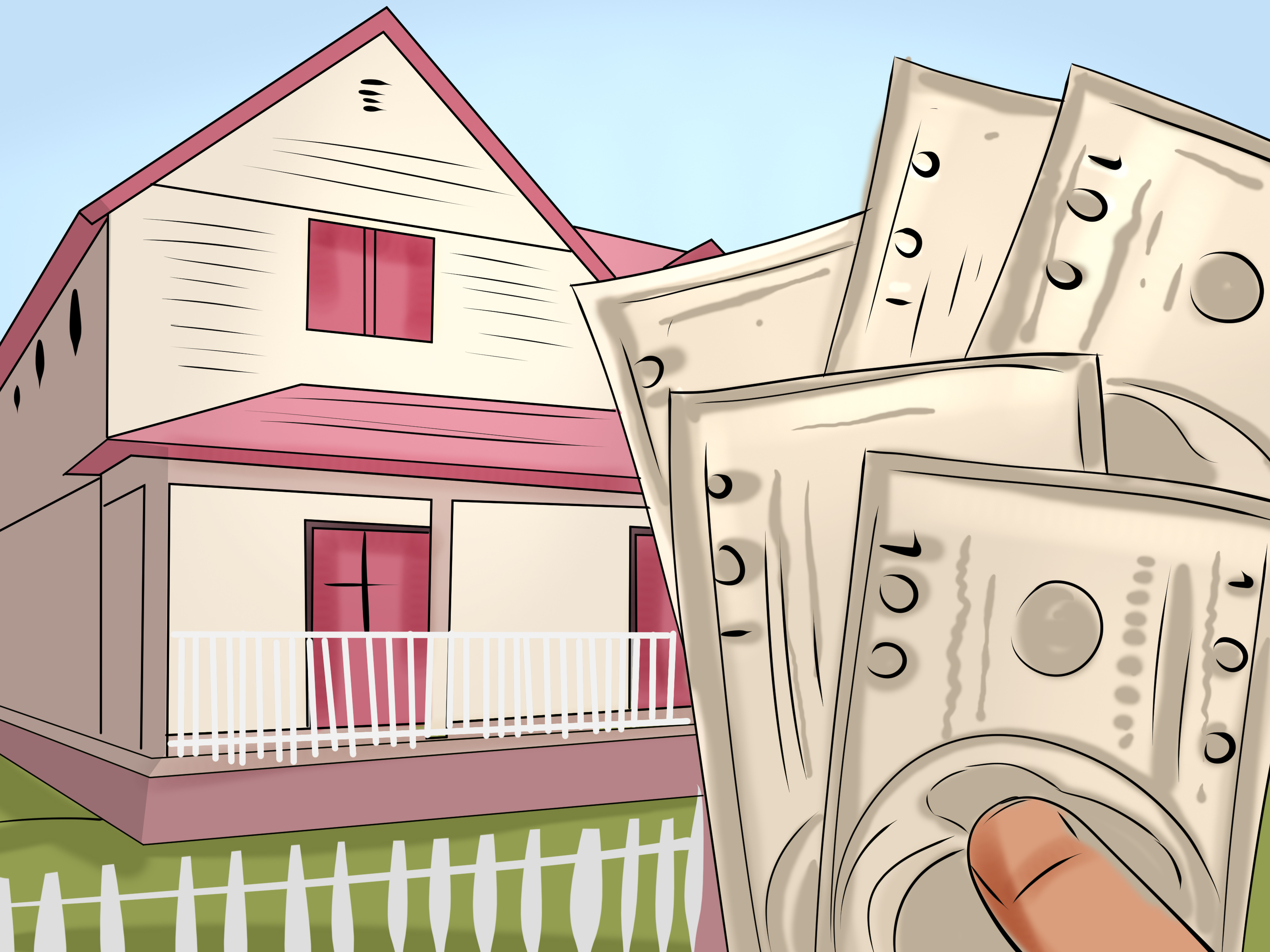 Easy Steps Buying House