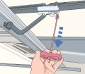 3 Ways To Adjust Garage Door Tracks Wikihow