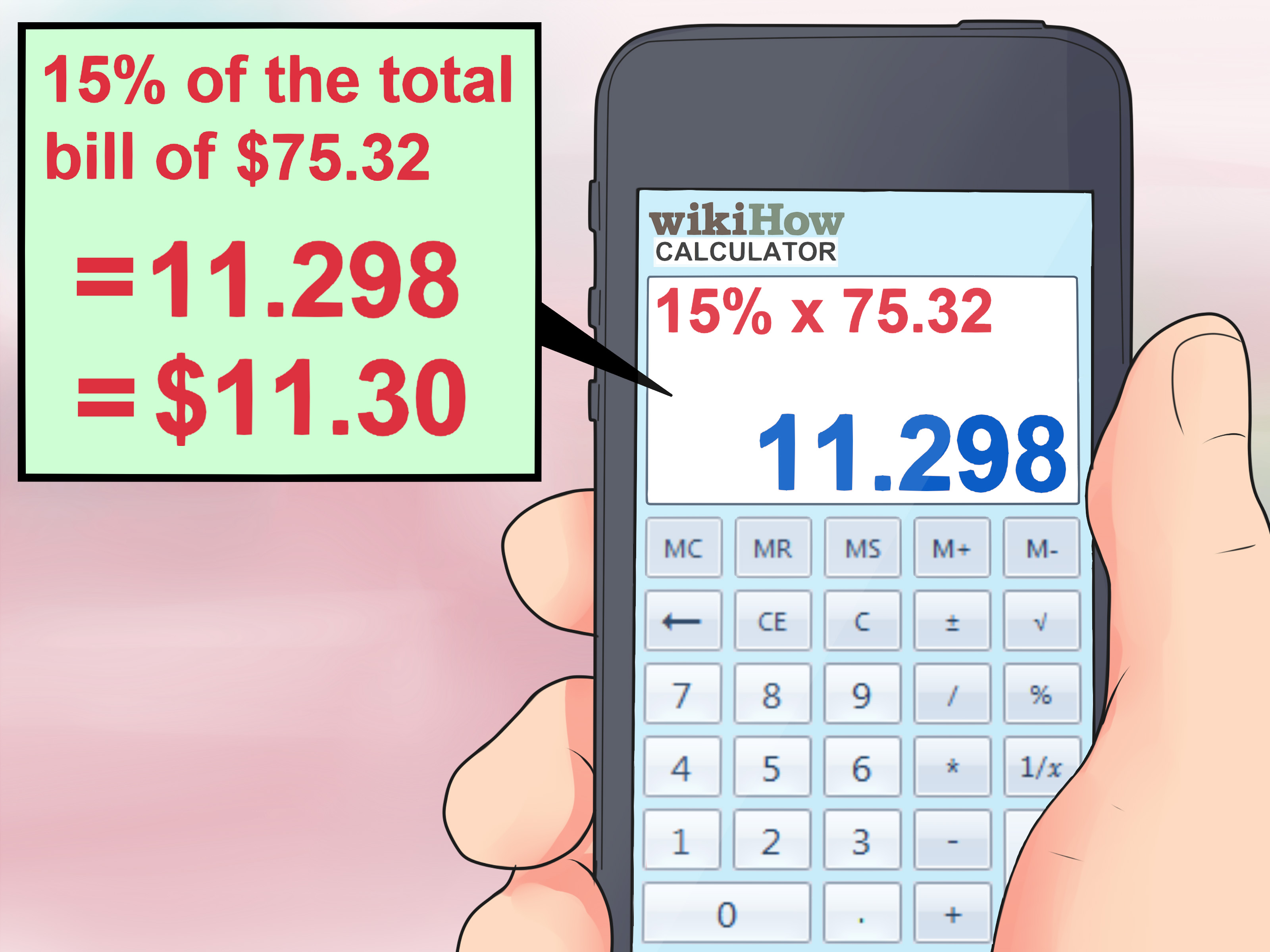 4 Ways To Do Percentages On A Calculator