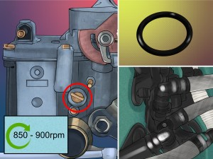 How to Set the 34Pict3 Carburetor on an Aircooled Volkswagen (Vw) Beetle