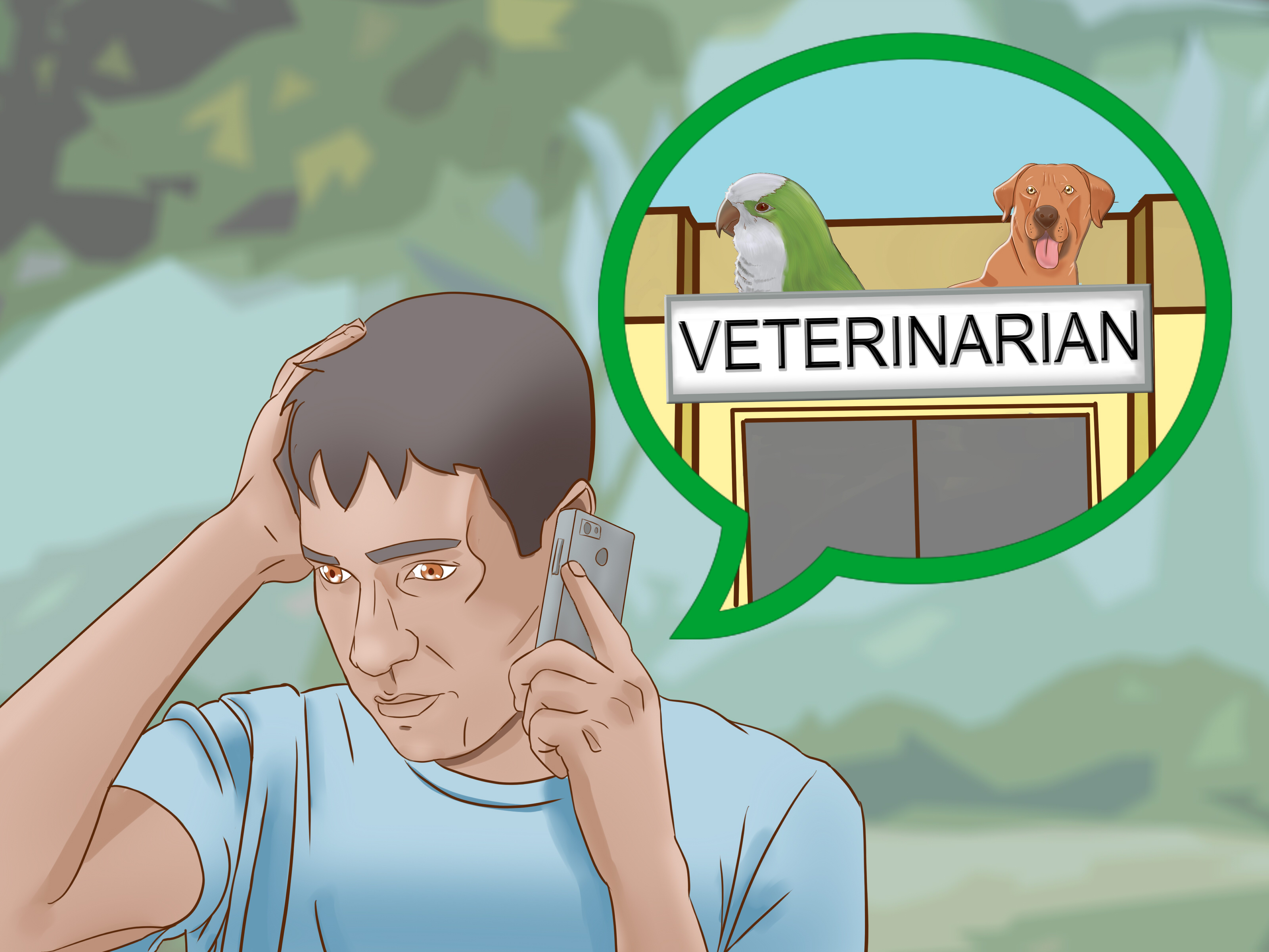 3 Ways To Protect Small Dogs From Birds Of Prey