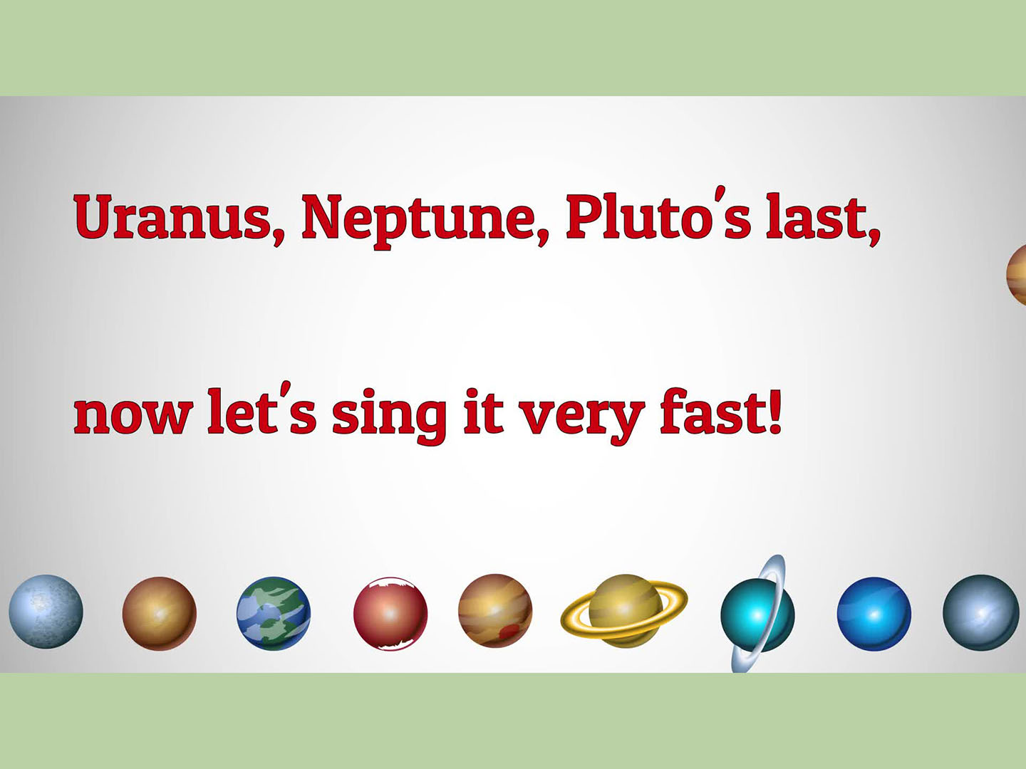 4 Ways To Remember The Order Of The Planets In Our Solar